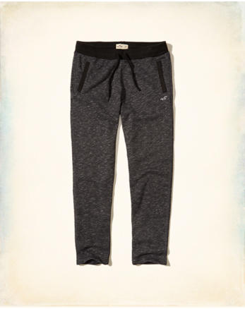 hol Straight-Leg Sweatpants