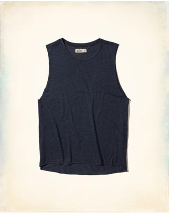 hol Crew Muscle Tank