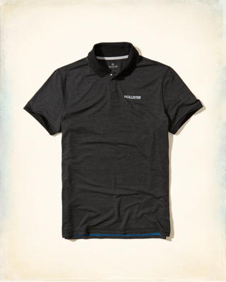 Stretch Jersey Polo
