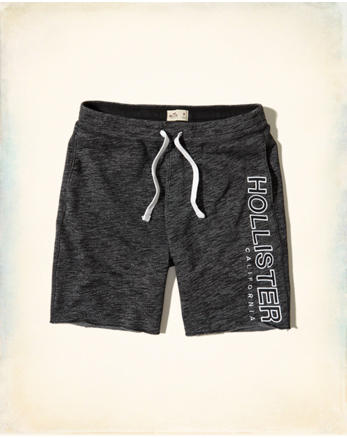 hol Classic Fit Fleece Shorts