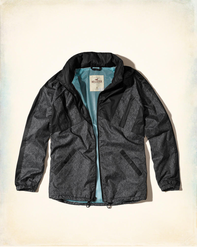 Girls Oversized Windbreaker | Girls Sale | HollisterCo.com
