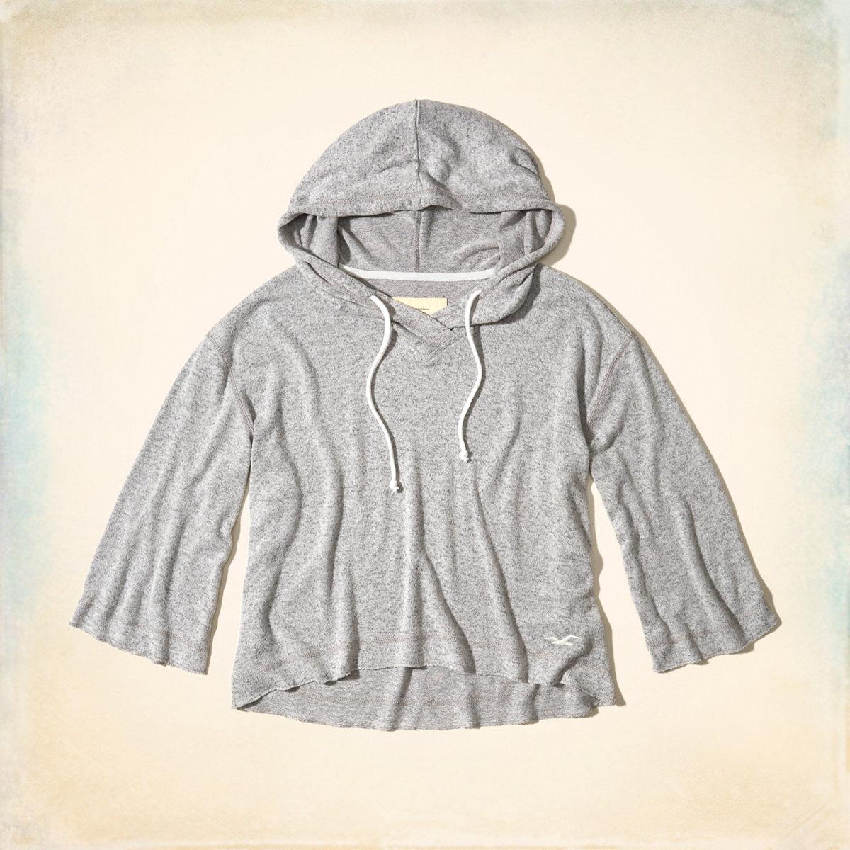 3/4 Sleeve Hoodie