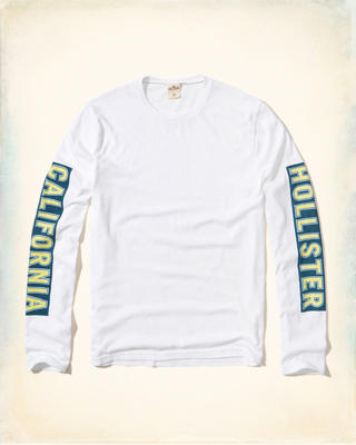 Crewneck Graphic Tee