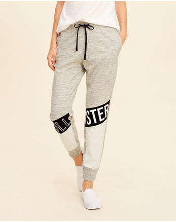 hol High-Rise Fleece Joggers