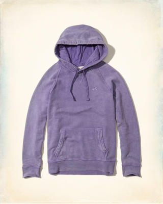 Hollister Feel Good Fleece Hoodie