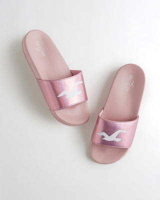 Iridescent Logo Slides