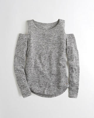 Must-Have Cold Shoulder T-Shirt