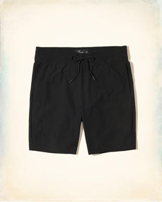 Taper Fit Lined Active Shorts