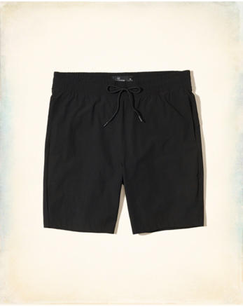 hol Taper Fit Lined Active Shorts