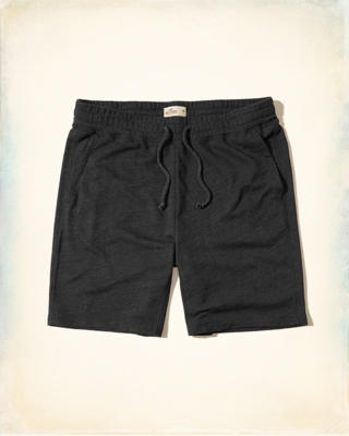 Classic Fit Fleece Shorts