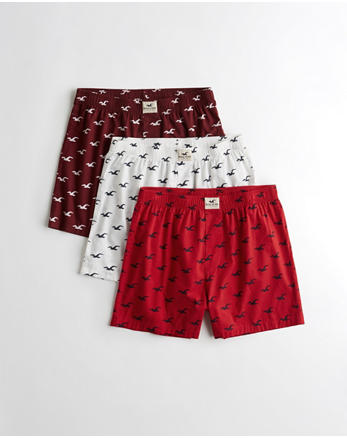 hol Woven Boxer Multipack