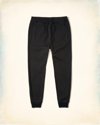 Super Skinny Neoprene Jogger Pants