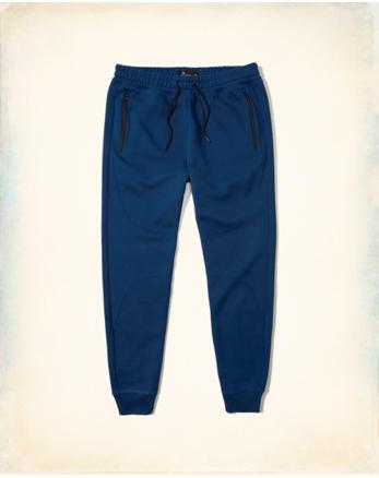 hol Super Skinny Neoprene Jogger Pants