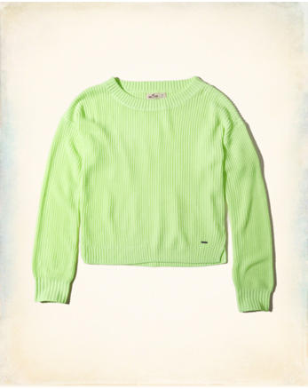 hol Crewneck Sweater