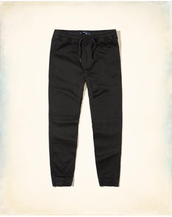 hol Advanced Stretch Moto Twill Jogger Pants