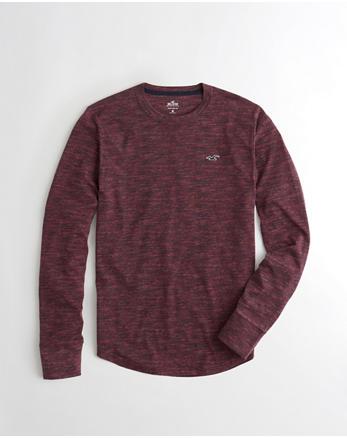 hol Must-Have Long-Sleeve Crewneck T-Shirt