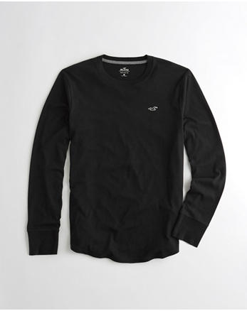hol Must-Have Long-Sleeve Crewneck T-Shirt