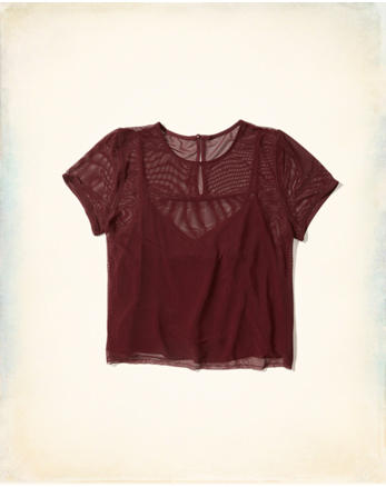 hol Mesh Baby T-Shirt