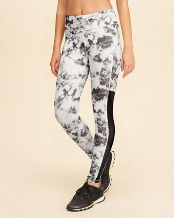 High-Rise Full-Length Active Leggings