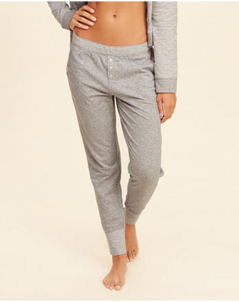 hol Double Layer Knit Jogger