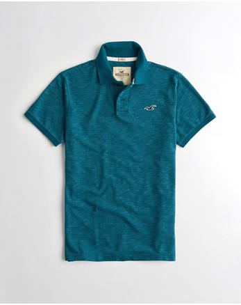 Stretch Pique Icon Polo c0b153ec8a5ab