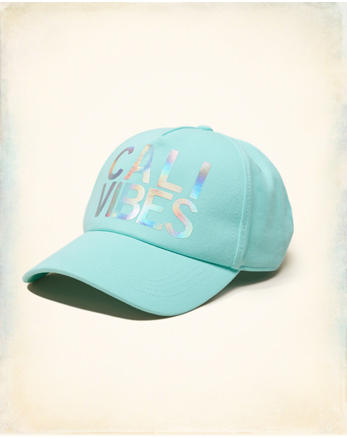 hol Iridescent Graphic Hat