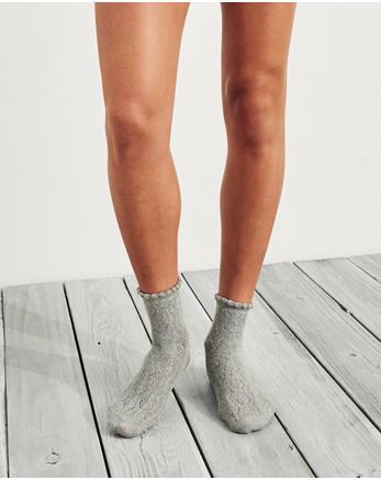 hol Pointelle Socks