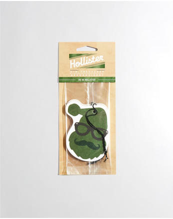 hol Ho Ho Hollister Air Freshener