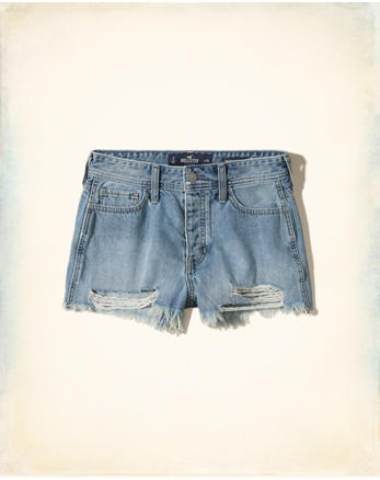 hollister shorts for girls - photo #41