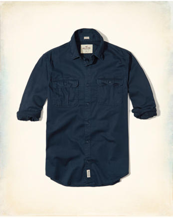 hol Twill Utility Shirt