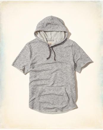hol Short-Sleeve Hoodie