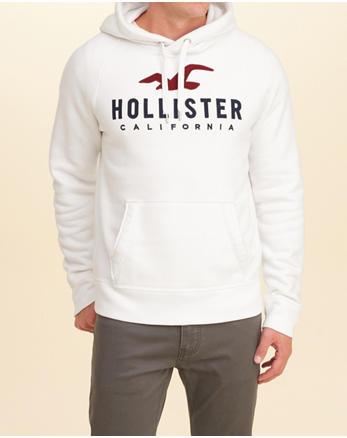 hol Logo Graphic Hoodie