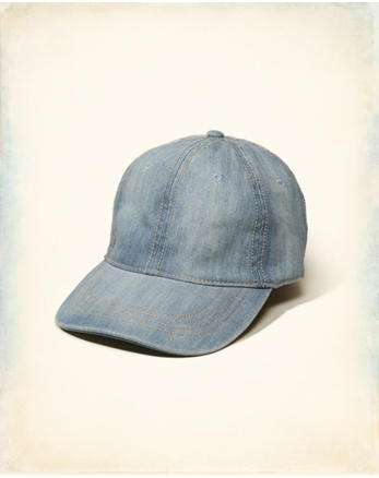 hol Denim Dad Hat