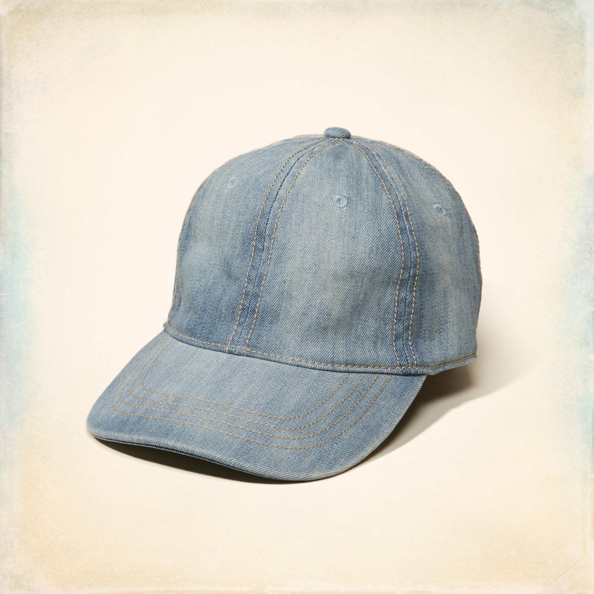 Denim Dad Hat