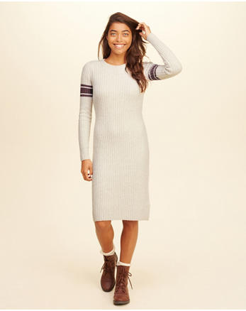 hol Midi Sweater Dress