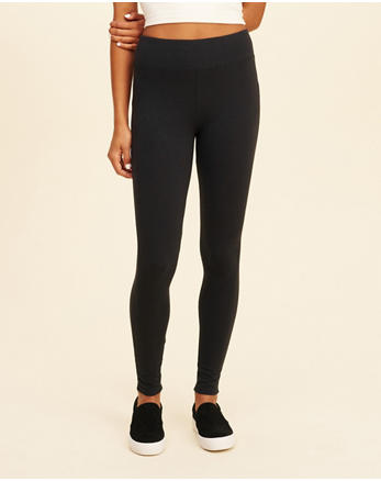 hol High-Rise Jersey Leggings