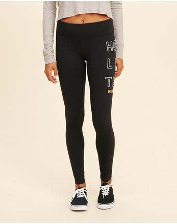hol High-Rise Jersey Leggings