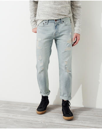 hol Epic Flex Skinny Ankle Jeans