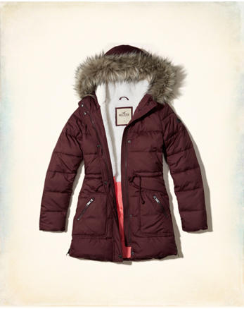 hol Sherpa-Lined Parka