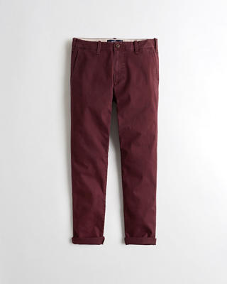 Super Skinny Chino Pants