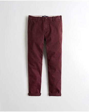 hol Advanced Stretch Super Skinny Chino Pants