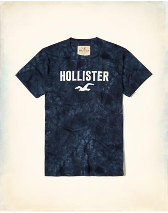 hol Dyed Graphic Tee