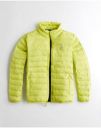 hol Lightweight Down Puffer Jacket