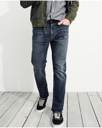 hol Athletic Skinny Jeans