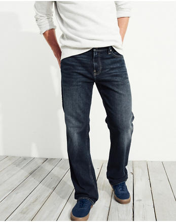 hol Relaxed Straight Jeans