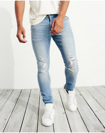 hol Advanced Stretch Extreme Skinny Jeans