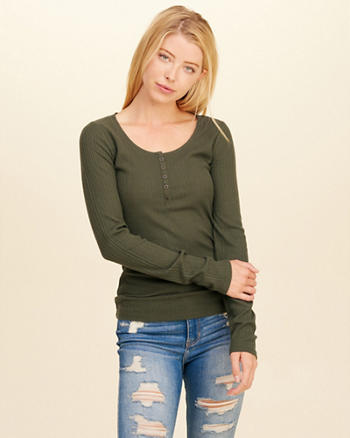 Must-Have Henley T-Shirt