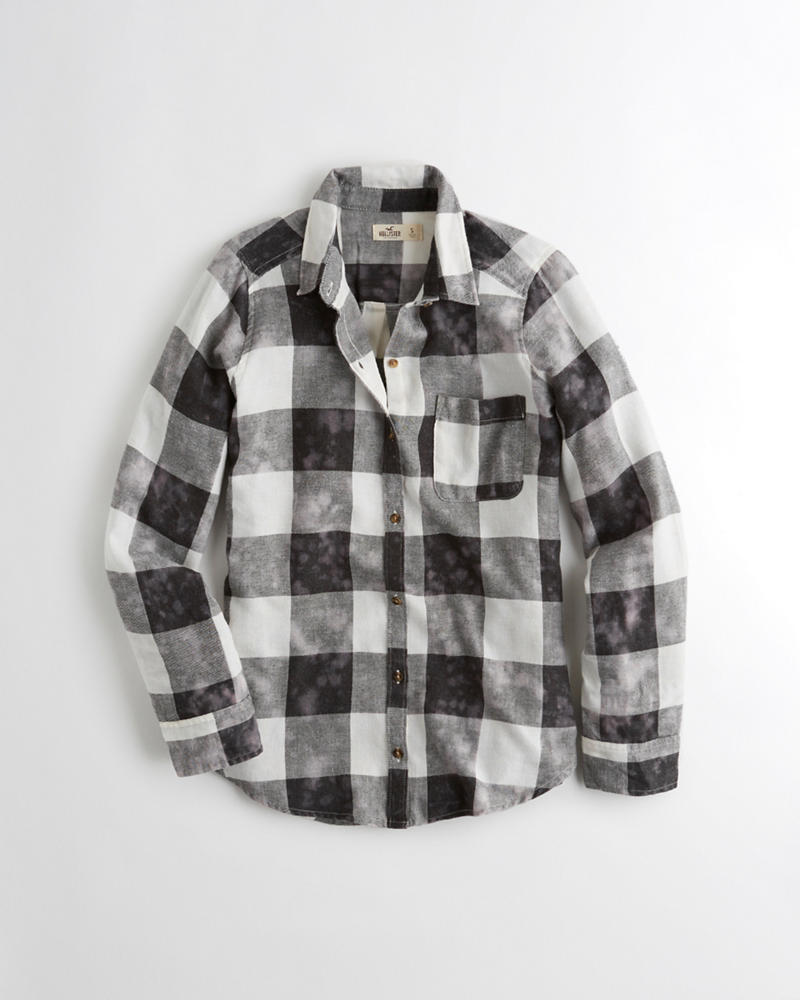 Girls oversized flannel shirt girls sale for How to wash flannel shirts