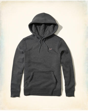 hol Textured Icon Hoodie