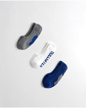 hol No-Show Socks Multipack